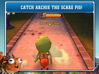 Monsters U: Catch Archie