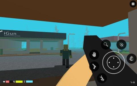Multicraft block: Story Mode