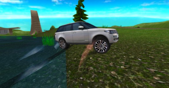 Offroad 4x4 Jeep Racing 3D