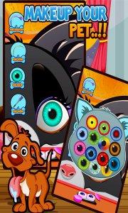 Pet eye makeup salon – Kids