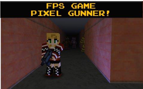 Pixel Gunner