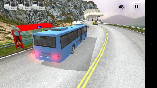 Real Bus Driving 3D