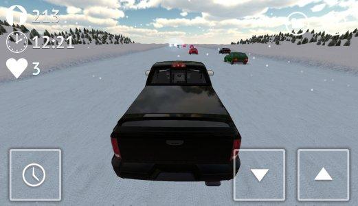 Russian Traffic Racer
