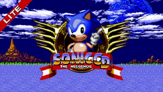 ソニックCD 体験版 Sonic CD