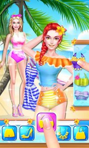 Summer Girl! Beach PARTY Salon
