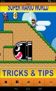 Super Mario World Tricks