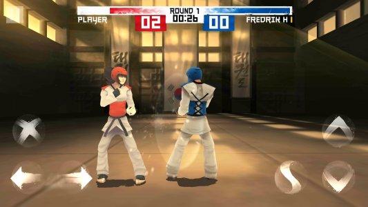 Taekwondo Game