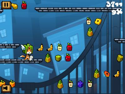 Run Tappy Run - Free Adventure Running Game
