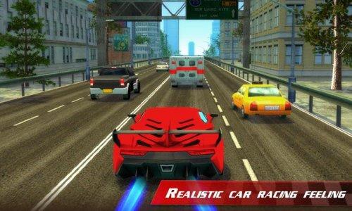 Traffic City Racing Car Android Game APK (com.teniubi