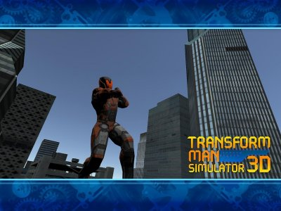 Transform Man Simulator