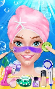 Princess Mermaid Wedding Salon
