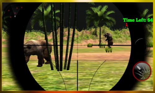 Wild Animal Hunting Game : Sniper Mission