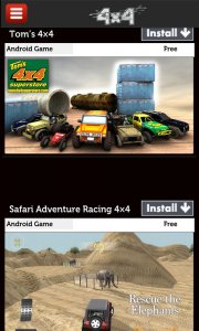 4x4 Racing Games