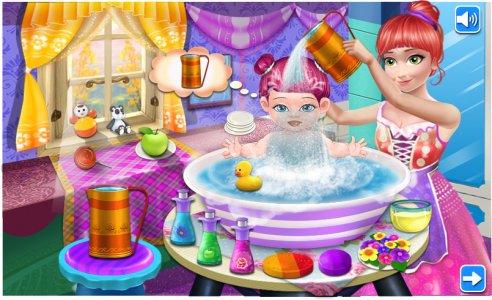 Babysitter Newborn Baby Care
