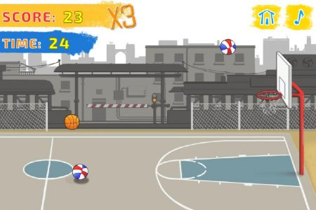 Basketball Game Mania