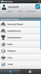 Basketball Games - 3D Frenzy