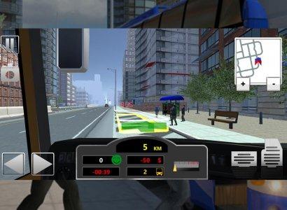 Bus Driver 3D 2015