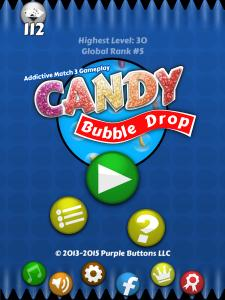 Candy Bubble Drop