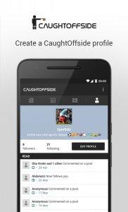 CaughtOffside