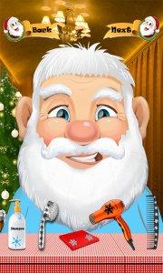 Beard salon christmas games