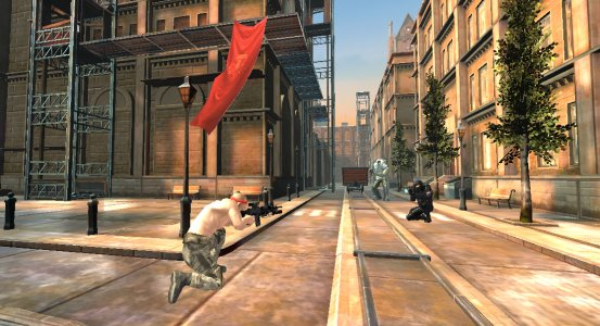 Commando Counter Sniper Strike