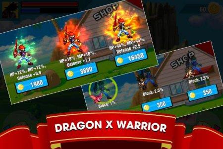 Dragon X Fighter : Dark Storm