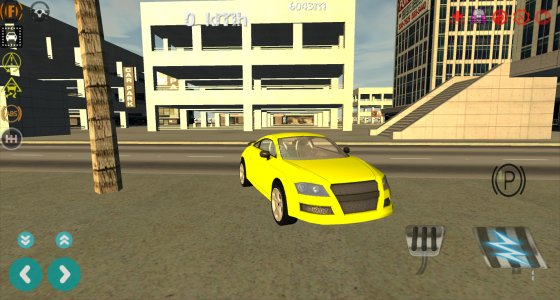 Car Drifting Simulator 3D