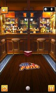 Flick Beer Pong