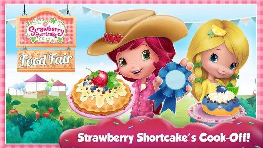 Strawberry Shortcake Food Fair