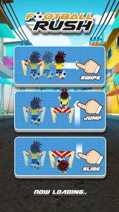 Soccer Rush: Running Game