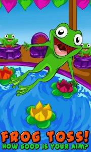 Frog Toss!