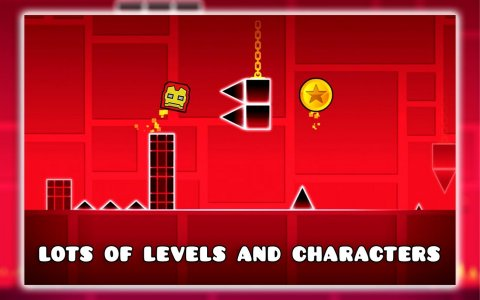 Geometry Iron Dash