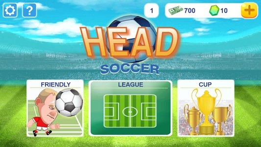 Head Soccer League