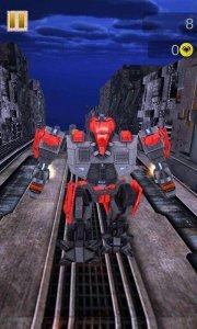 Iron Drone robot dash