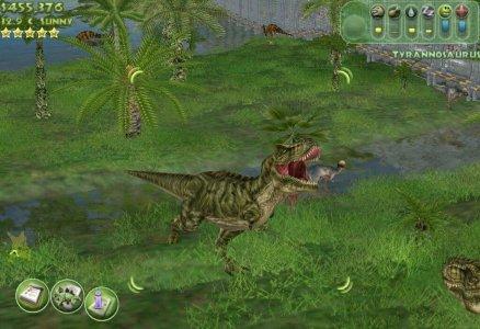 Jurassic Evolution