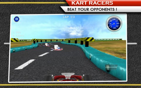 Kart Racers - Fast Small Cars