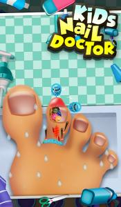 Kids Nail Doctor - Kids Games