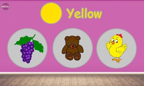 子供のための色を学ぶ