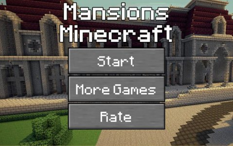 Mansions Minecraft Building Guide