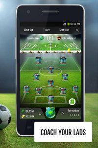 Matchday - Football Manager