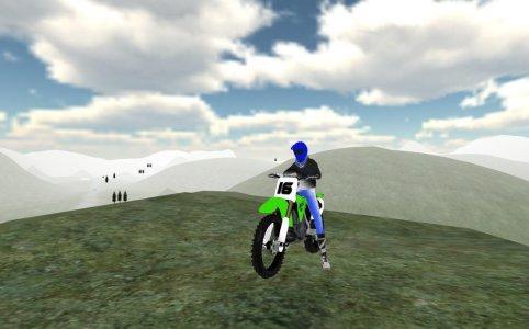 Motorbike Offroad Racing 3D