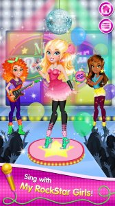 My RockStar Girls - Band Party