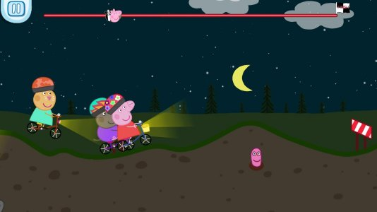 Peppa bicycle