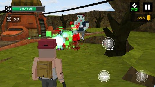 Pixel Z Hunter-Survival Hunter