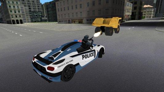 Police VS Robbers 3