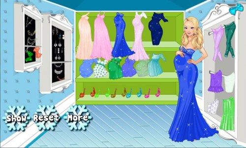 pregnant-shopping