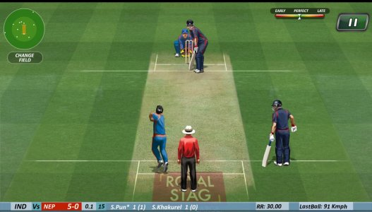 Real Cricket '14
