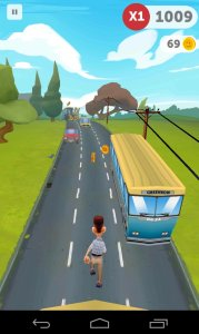 Run Forrest Run! - The endless running game!
