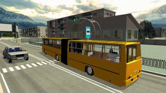 Russian Bus Simulator 2015