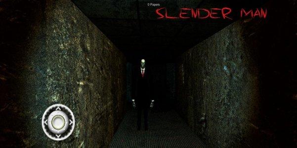 Slender Man Scare
